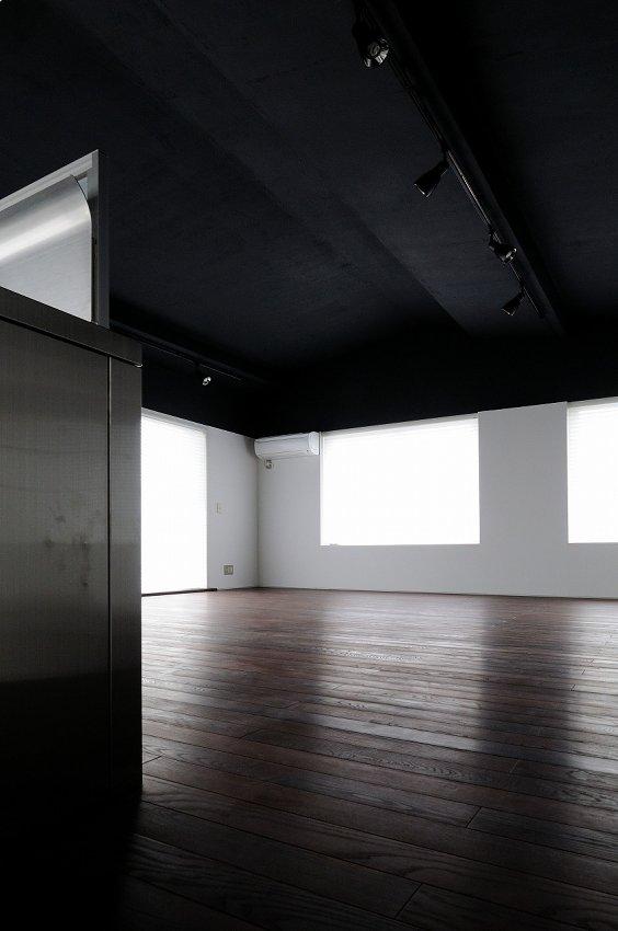 倉田裕之/建築・計画事務所 サーモアッシュリボス塗装 無垢フローリング