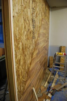 ナナメの断面 | 床暖房フローリング、リフォームフローリング、ラミネートフローリング「クロノテックス」KRONOTEX 大利木材