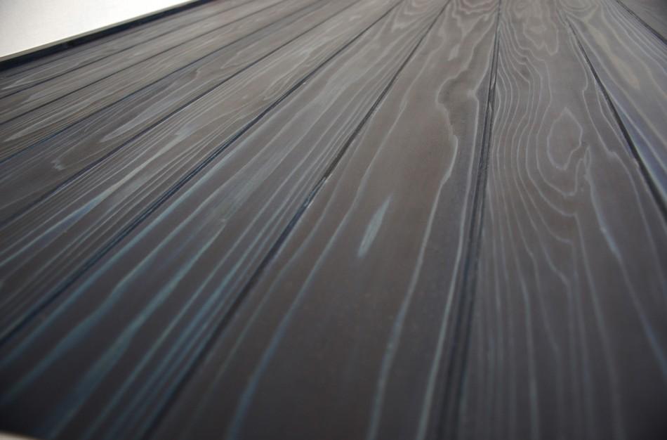 藍染杉羽目板(壁材)