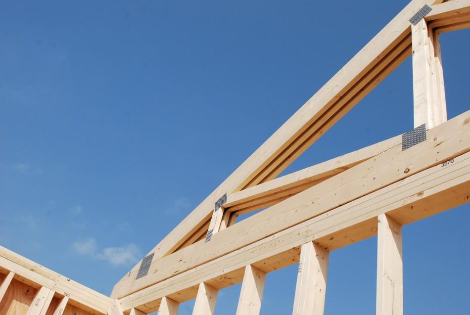 木造トラス構造