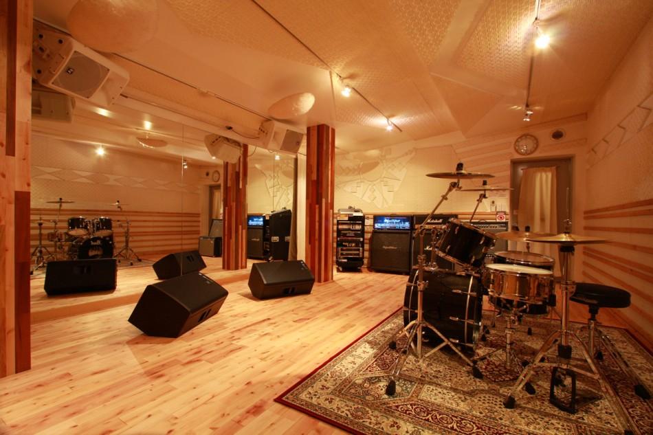音楽スタジオトリゴロAスタジオ