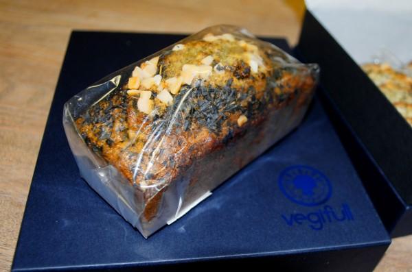藍のベジケーキ
